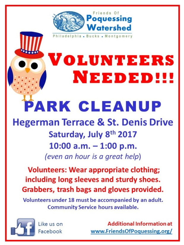 July-8-2017-clean-up-flyer